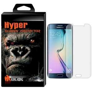 محافظ صفحه نمایش نانو فلکسبل کینگ کونگ مدل Hyper Fullcover مناسب برای گوشی سامسونگ گلکسی S6 Edge