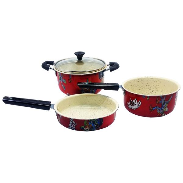 سرویس پخت و پز غذای کودک 4 پارچه مدل 4P