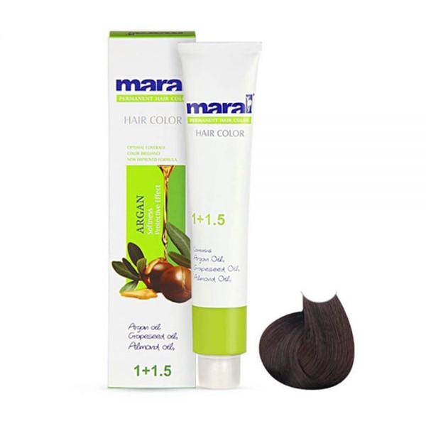 رنگ مو مارال سری طبیعی مدل قهوه ای روشن اکسترا شماره 5.00