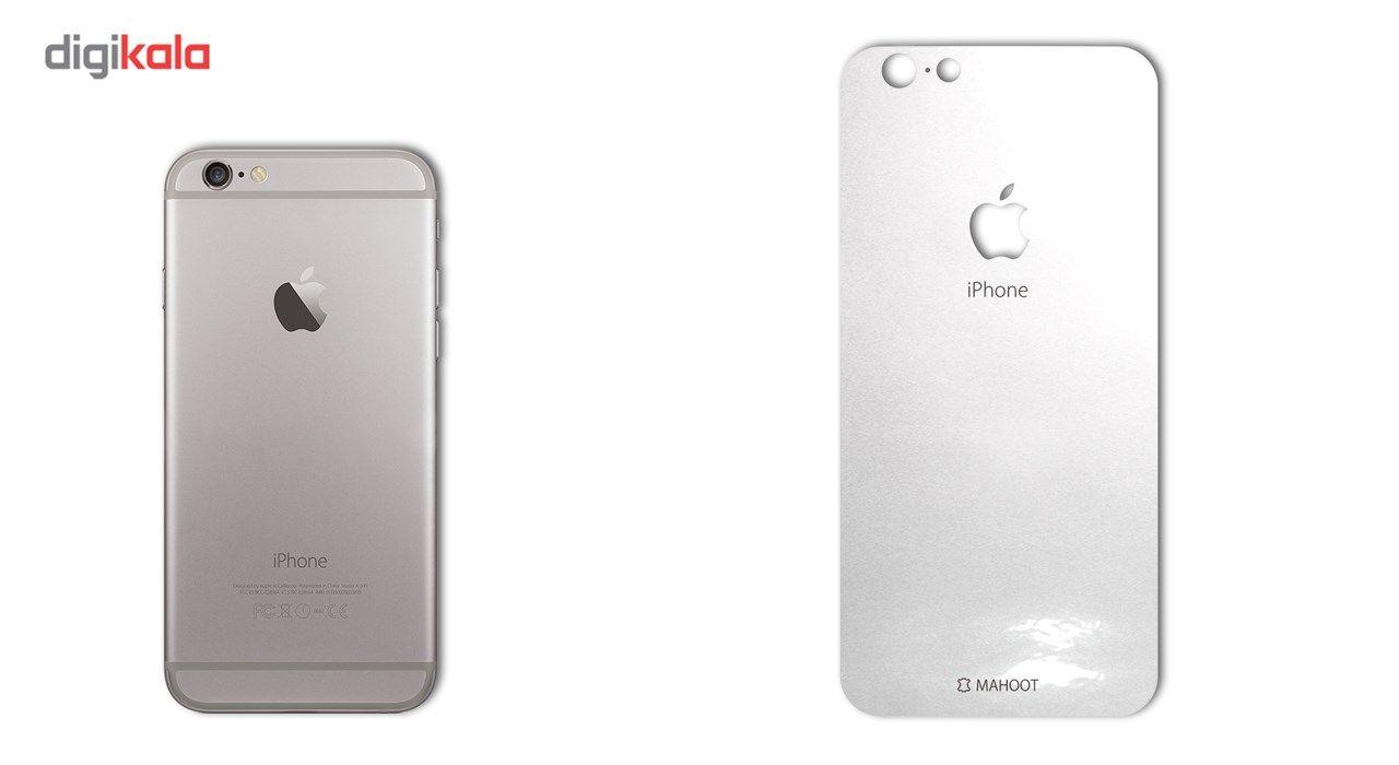 برچسب پوششی ماهوت مدل Black-color-shades Special مناسب برای گوشی آیفون 6/6s main 1 4