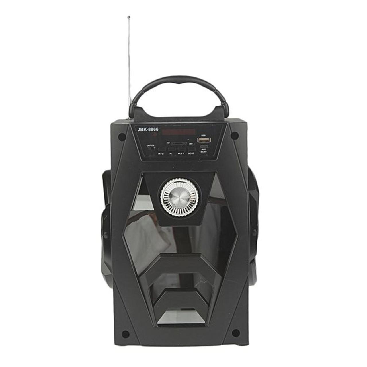 اسپیکر بلوتوثی مدل JBK-8866