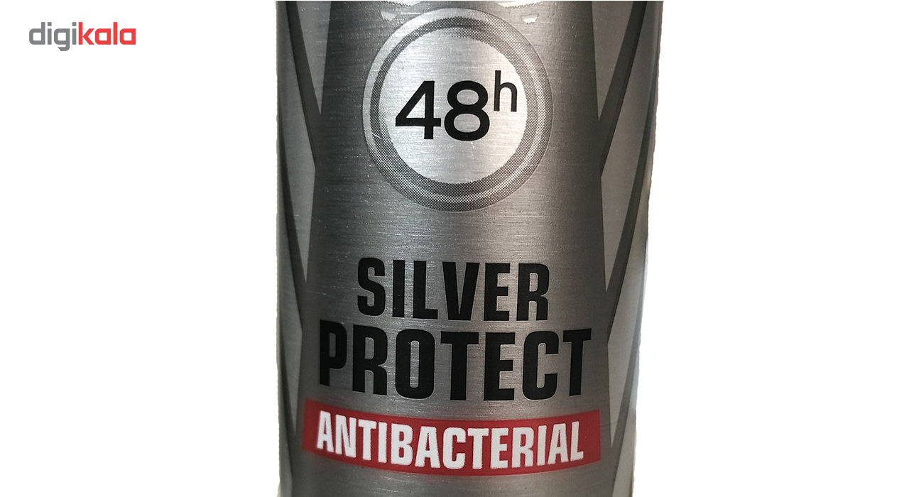 اسپری مردانه نیوآ مدل Silver Protect Antibacterial حجم 150 میلی لیتر main 1 2