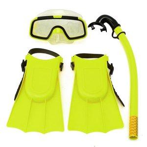 عینک و اسنورکل و فین غواصی شناکد ES-3
