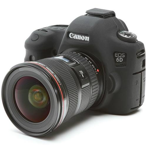 کاور سیلیکونی ایزی کاور مناسب برای دوربین کانن مدل EOS 6D