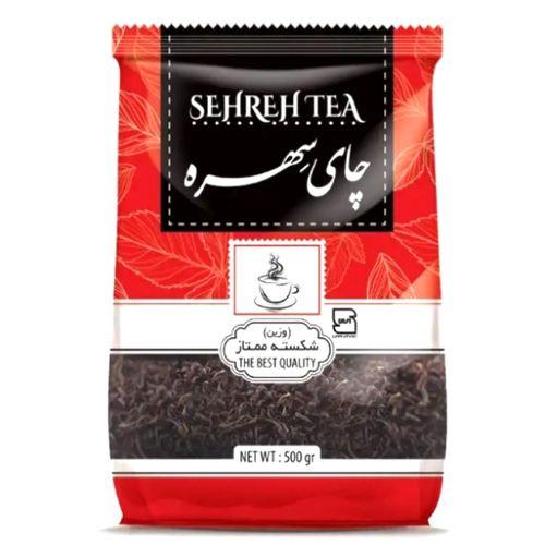 چای شکسته ممتاز وزین سهره ۵۰۰ گرمی