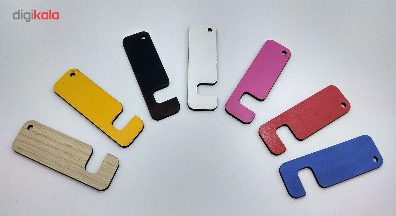 پایه نگهدارنده گوشی موبایل مدل 001 بسته 8 عددی main 1 2