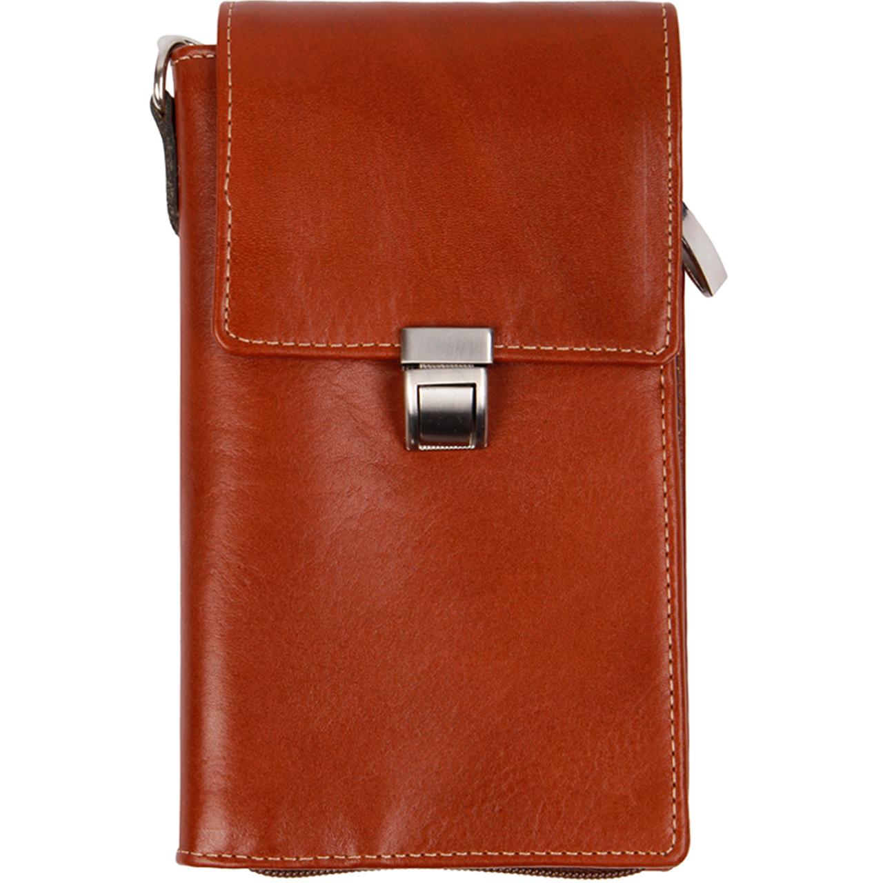 کیف پاسپورتی رویال چرم کد P3/1-Brown