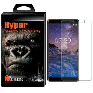 محافظ صفحه نمایش تی پی یو کینگ کونگ مدل Hyper Fullcover مناسب برای گوشی نوکیا 7Plus