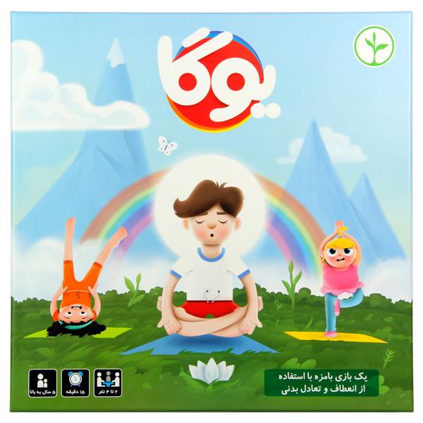 بازی آموزشی نهالک مدل یوگا