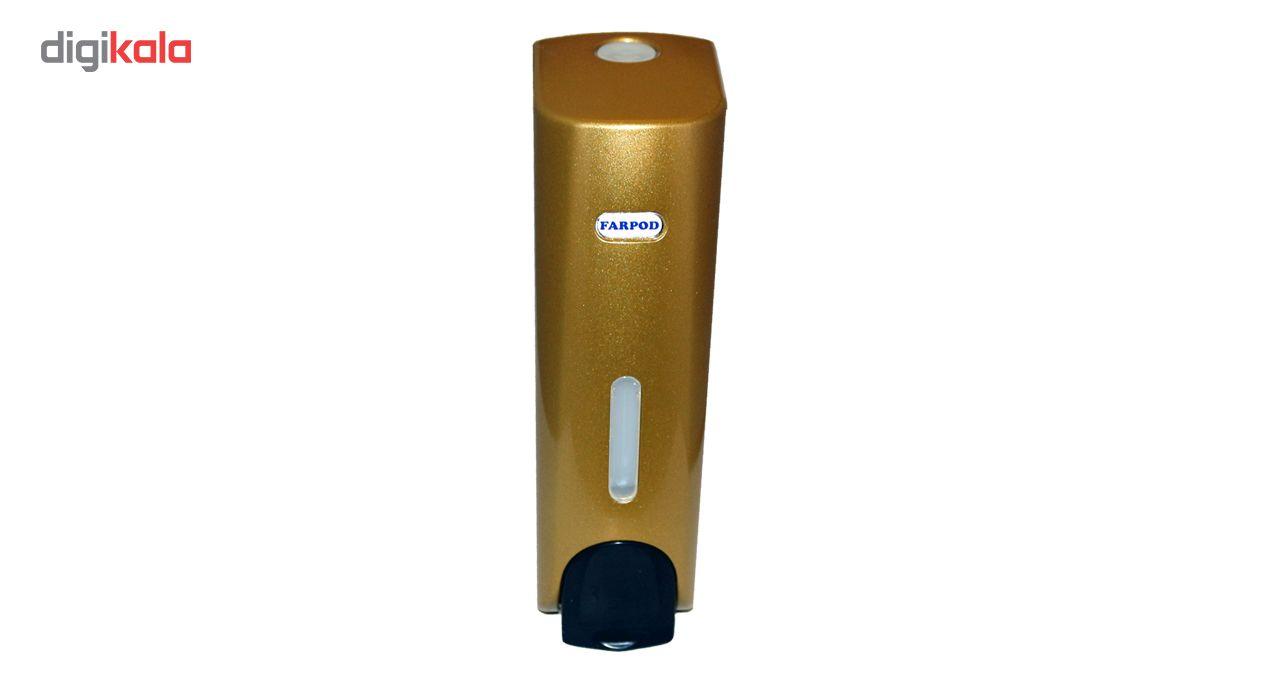 پمپ مایع دستشویی فرپود مدل نسترن main 1 1