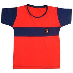 تی شرت پسرانه مدل KB2