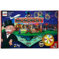 بازی فکری فکرآوران مدل Monopoly