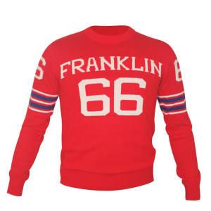 پلیور مردانه فرانکلین مارشال مدل Neck Long کد 062P