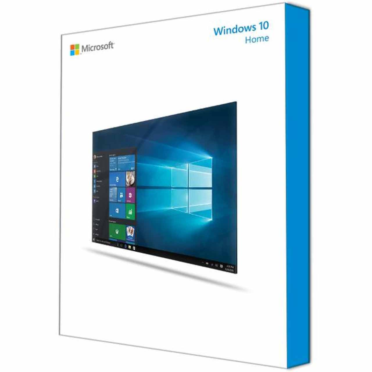 سیستم عامل ویندوز 10 نسخه Home - لایسنس OEM
