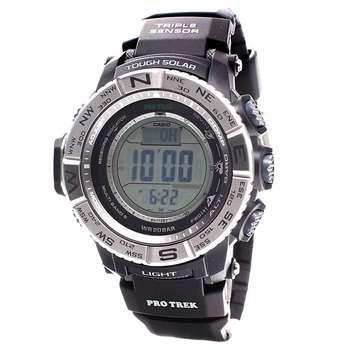 ساعت مچی دیجیتال مردانه کاسیو مدل Pro Trek PRW-3500-1DR