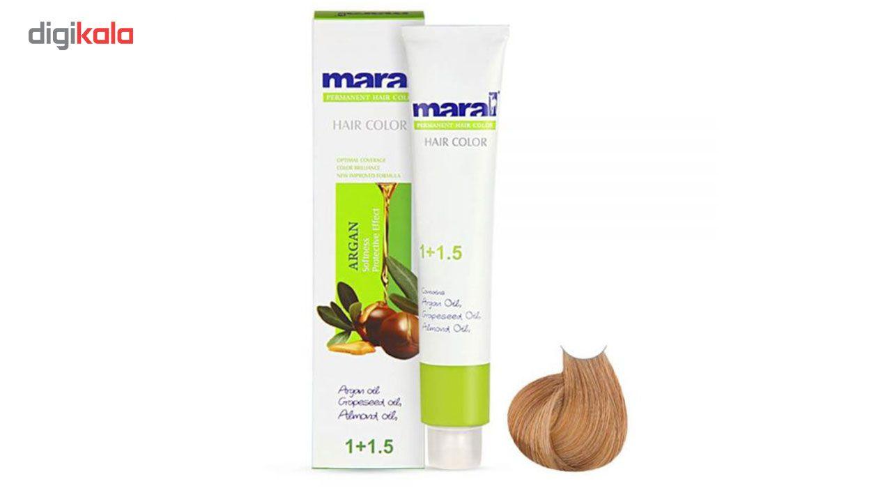 رنگ مو مارال سری عسلی مدل شیر عسلی شماره 9.57 main 1 1