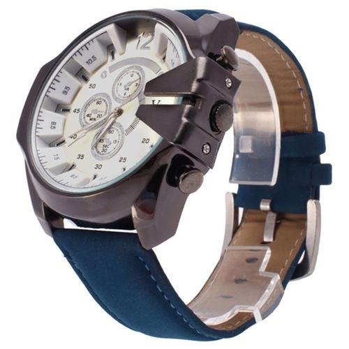 ساعت مچی عقربه ای مردانه سوپراسپید وی6 مدل v0201-1