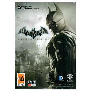 بازی کامپیوتری Batman Arkham Origins مخصوص PC