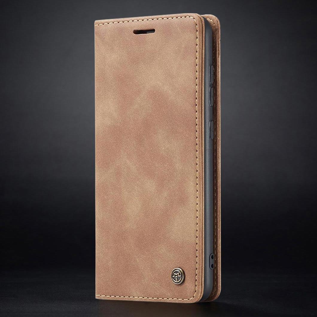 کیف کلاسوری کیس می مدل Vintage-013 مناسب برای گوشی موبایل سامسونگ Galaxy A71