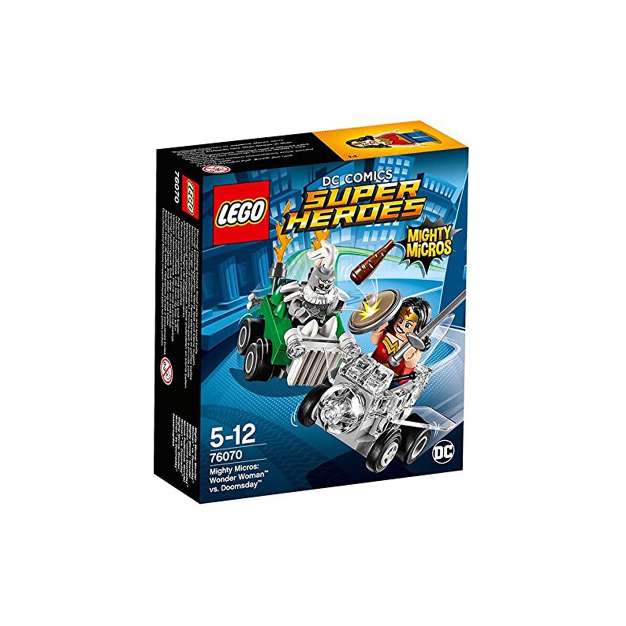 لگو سری Super Heroes  مدل Mighty Micros 76070
