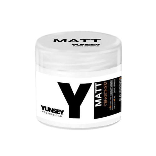 واکس مو مات یانسی مدل مردانه قوی حجم 100 میلی لیتر