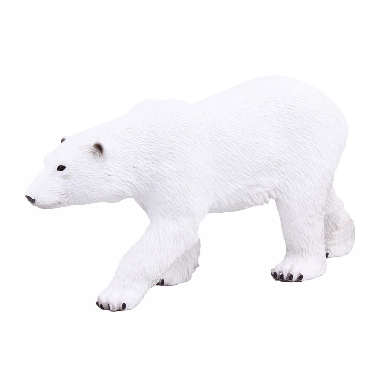 عروسک موجو مدل 9130 Polar Bear ارتفاع 7 سانتی متر