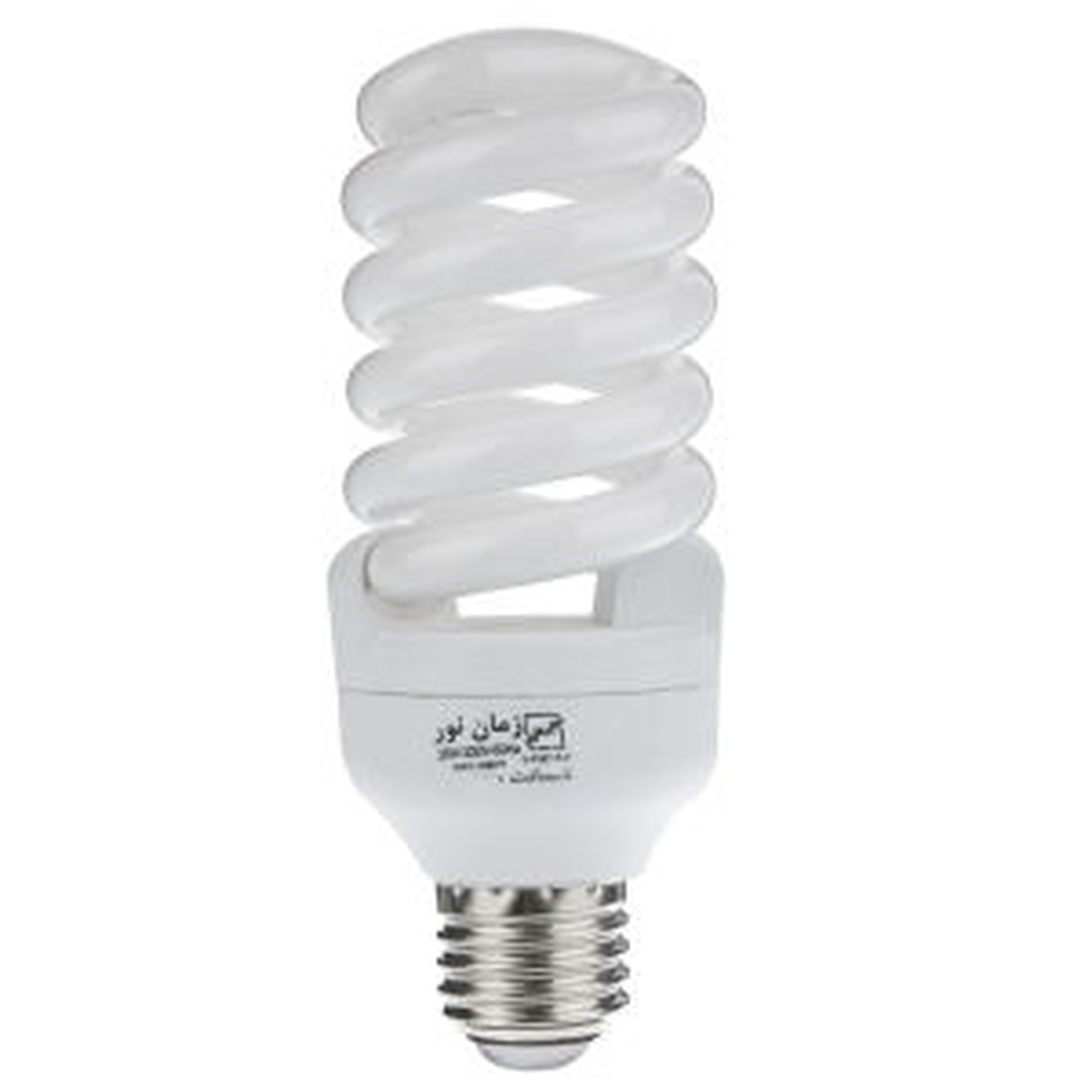 لامپ کم مصرف 26 وات زمان نور مدل Full Spiral پایه E27