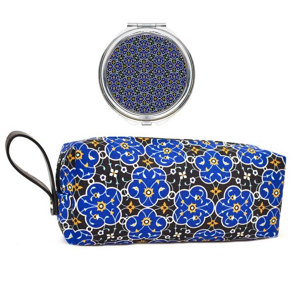 پک کیف و آینه آرایشی لومانا کد 007