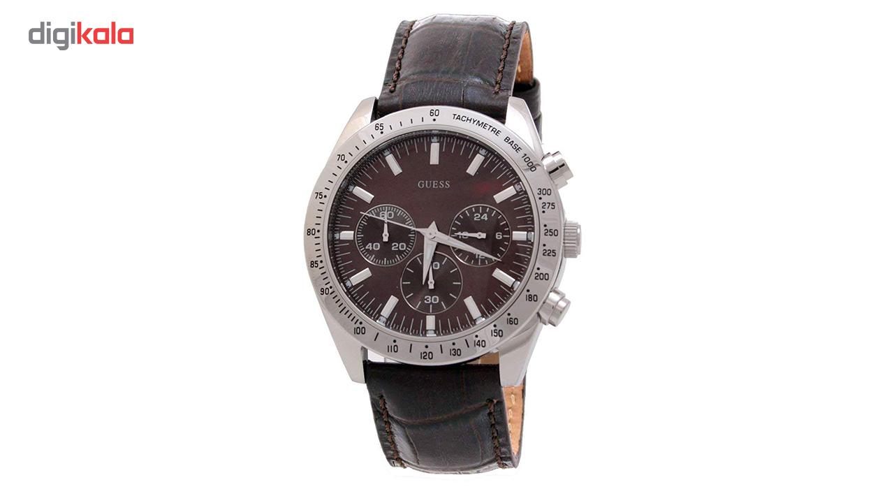خرید ساعت مچی عقربه ای مردانه گس مدل W12004G2