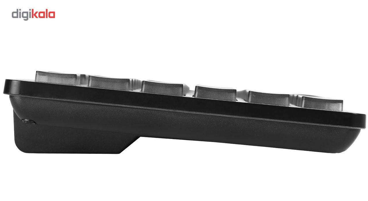 کیبورد گرین مدل GK401 باحروف فارسی main 1 2
