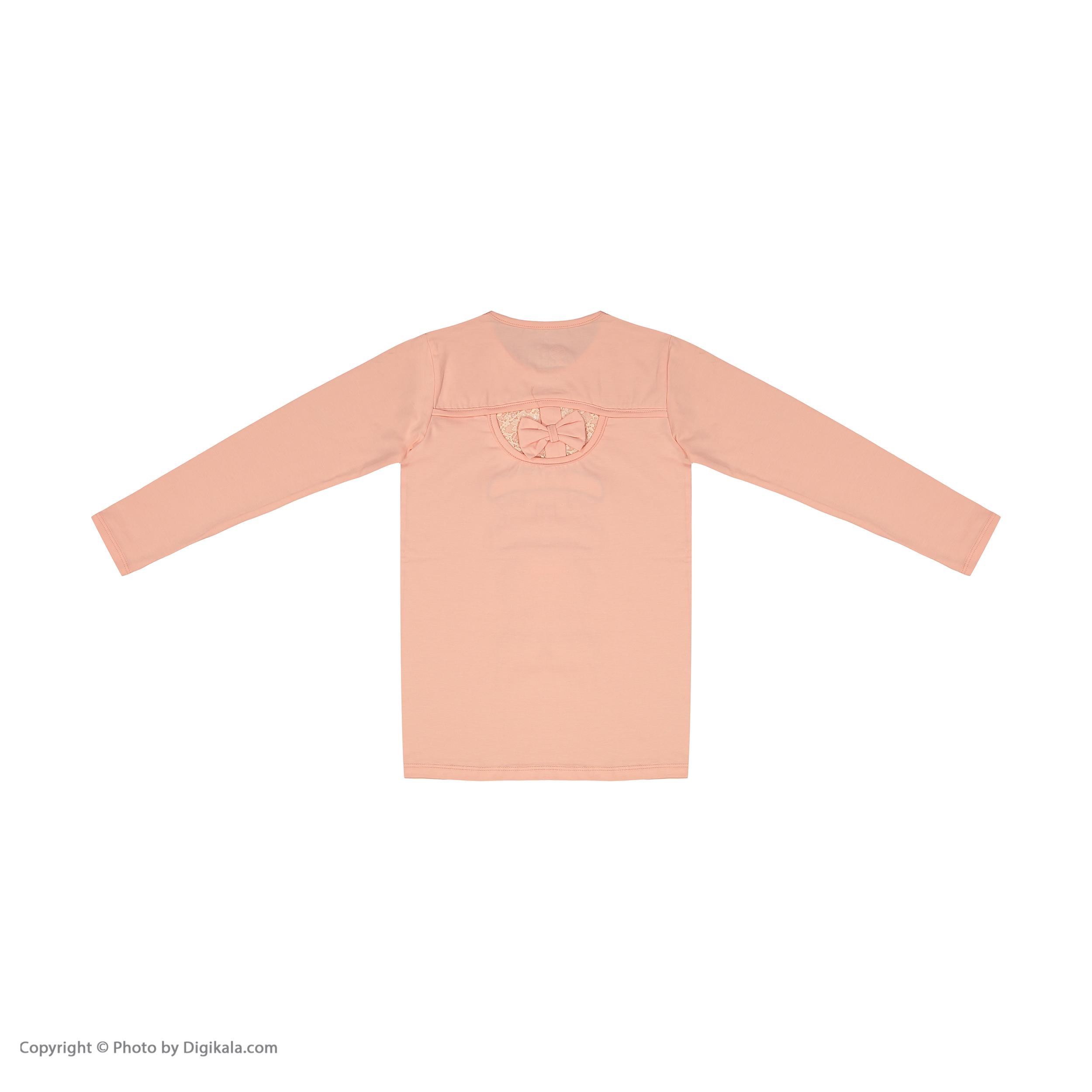 تی شرت دخترانه سون پون مدل 1391355-84 -  - 4