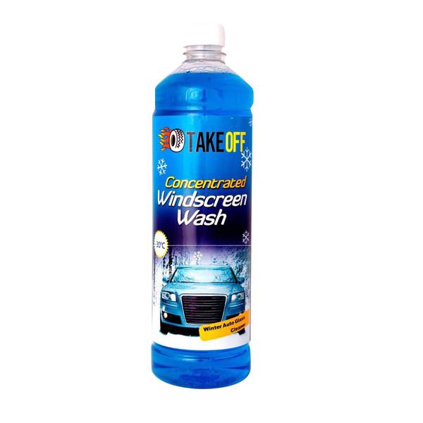 شیشه شوی مخصوص مخزن اتومبیل تیک آف مدل glass cleaner