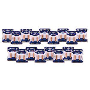 باتری نیم قلمی قابل شارژ تکنوتل مدل 65 بسته 32 عددی