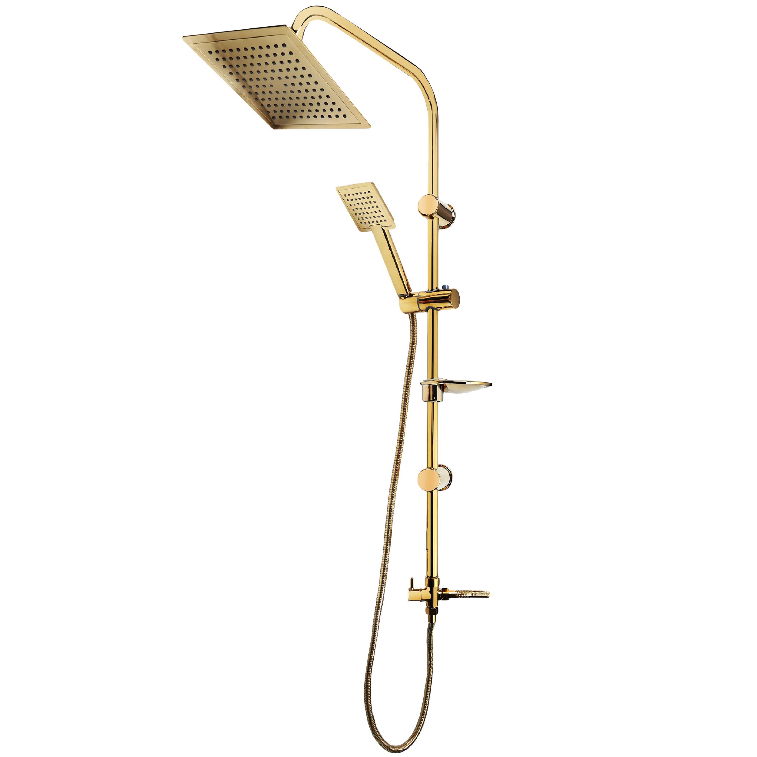 قیمت                                      دوش حمام گلپانیک مدل یونیورست T-2021