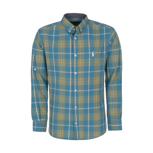پیراهن مردانه یو اس پولو مدل p110