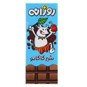 شیر کاکائو روزانه حجم 0.2 لیتر