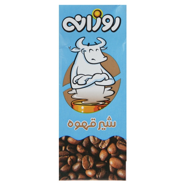 شیر قهوه روزانه حجم 0.2 لیتر