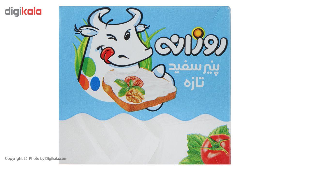 پنیر سفید تازه روزانه مقدار 515 گرم main 1 3