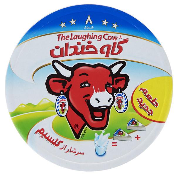 پنیر گاو خندان مقدار 120 گرم