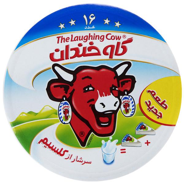پنیر گاو خندان مقدار 240 گرم