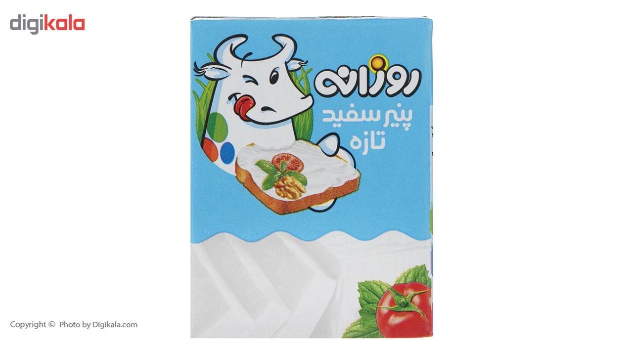 پنیر سفید تازه روزانه مقدار 210 گرم main 1 2