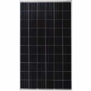 پنل خورشیدی یینگلی سولار مدل YL100C -18b ظرفیت 100وات