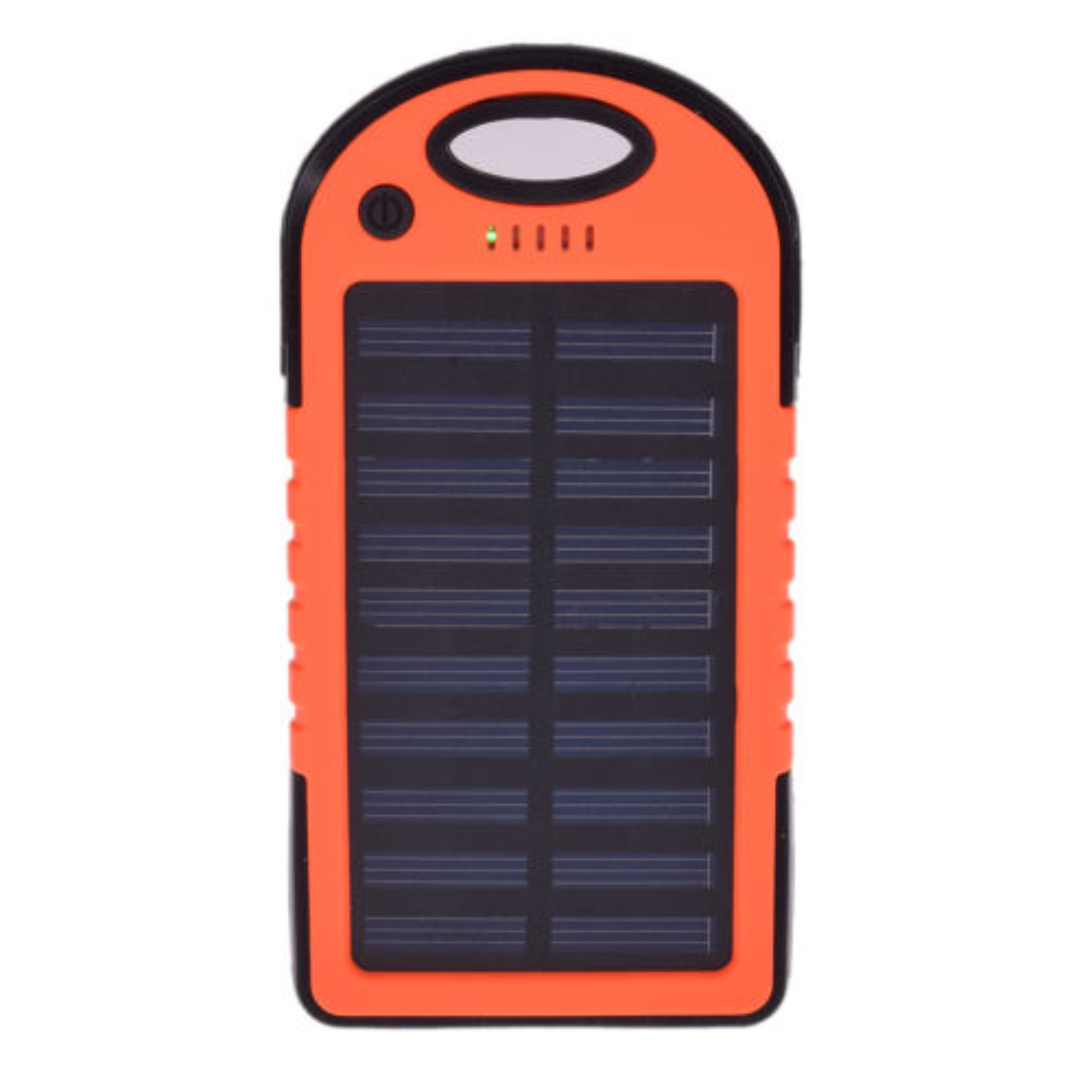 شارژر همراه خورشیدی تسلا مدل T8s ظرفیت 8000 میلی آمپر ساعت