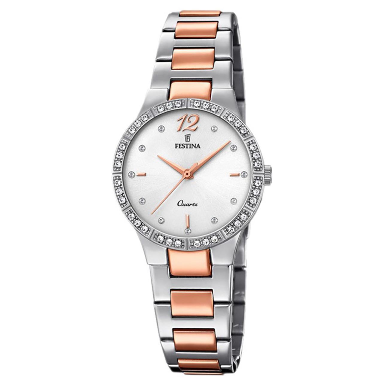 ساعت مچی عقربه ای زنانه فستینا مدل F20241/2 24