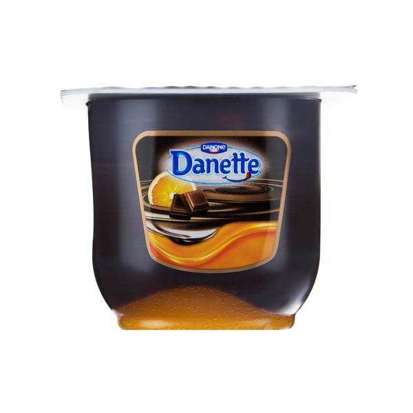 دسر شکلاتی با سس پرتقال دنت مقدار 100 گرم