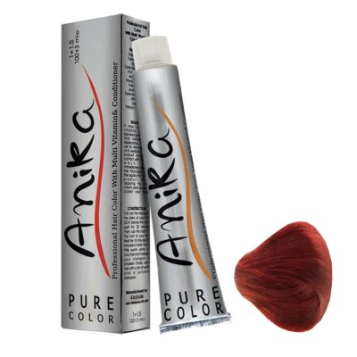 Photo of رنگ مو آنیکا سری Pure Color شماره 7.6