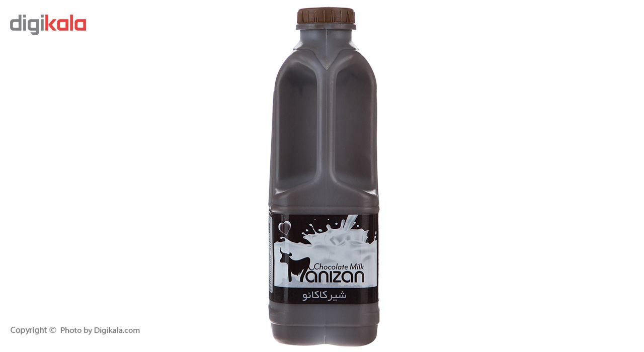 شیر کاکائو کم چرب مانیزان مقدار 0.95 لیتر main 1 1