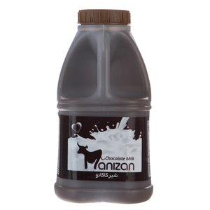 شیر کاکائو کم چرب مانیزان مقدار 0.5 لیتر