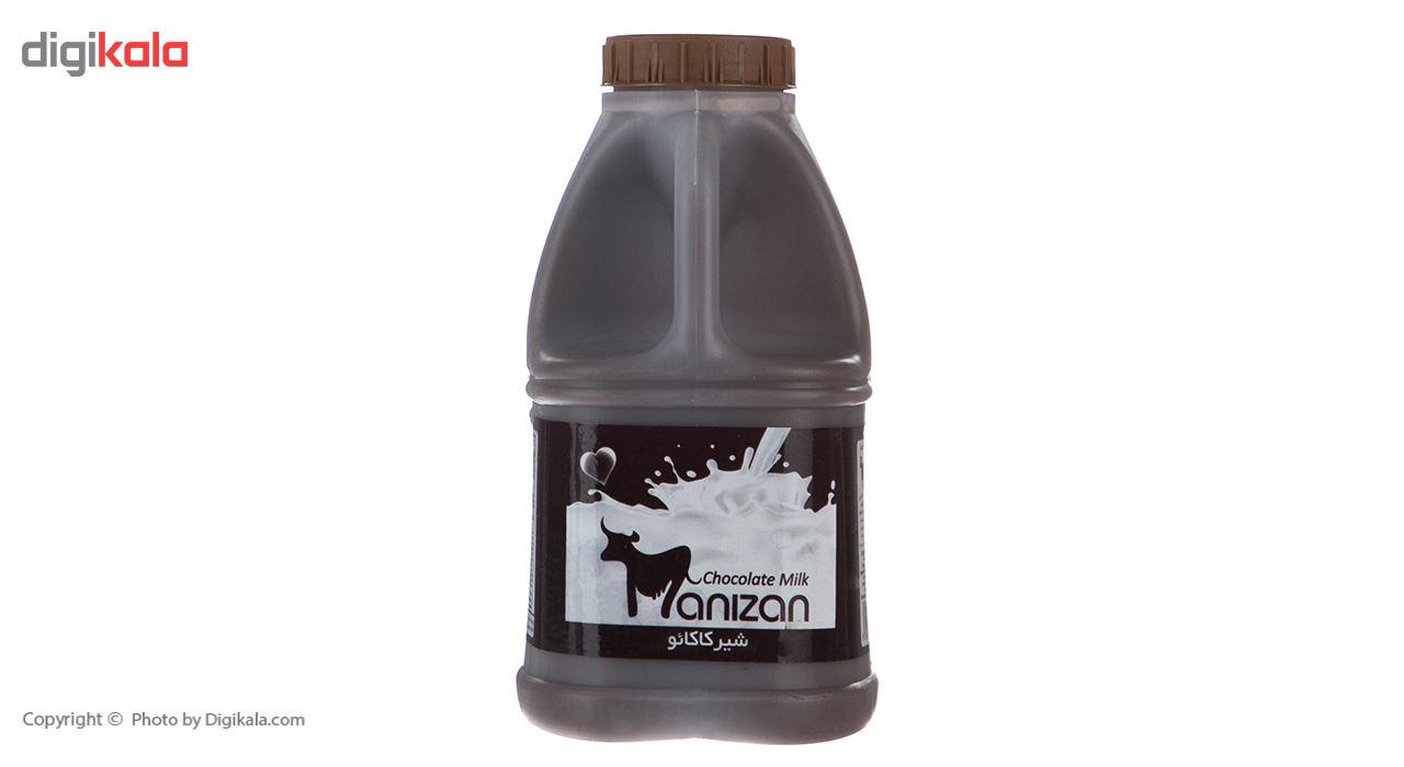 شیر کاکائو کم چرب مانیزان مقدار 0.5 لیتر main 1 1