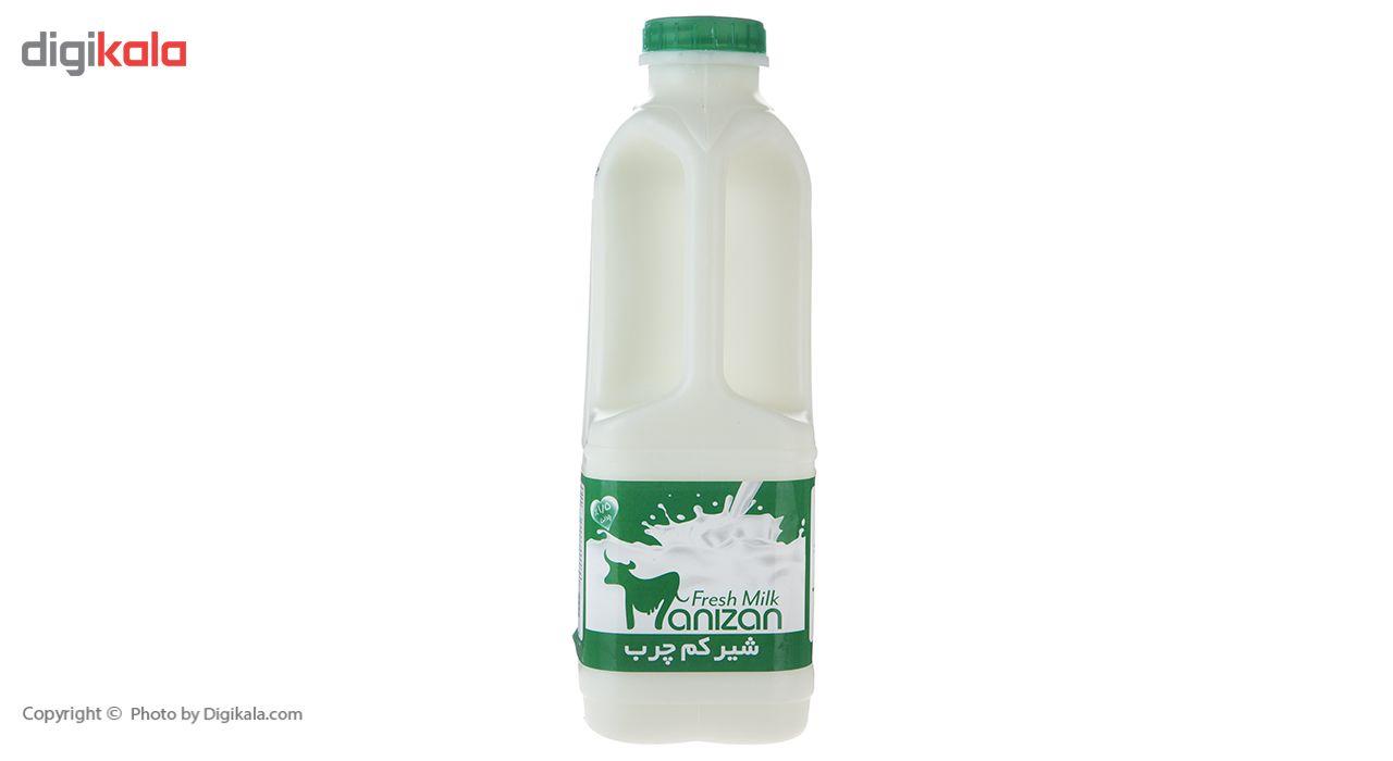 شیر کم چرب مانیزان مقدار 0.95 لیتر main 1 1